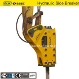 China Supply Excavator Rock Breaker with Chisel 140mm