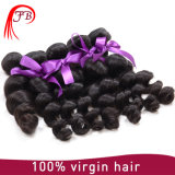 Unprocessed 100% Natural Brazilian Loose Wave Human Hair Low Price