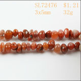 Fashional Jewelry, Red Agate Gemstone Beads