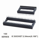 IC Socket (IC-4P, 6P, 8P, 10P, 14P...40P)