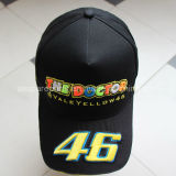 Wholesale Black Color 46 Racing Hat with High Quality (ASC07)