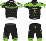 Team Cycling Wear with Coolmax Fabric for Events