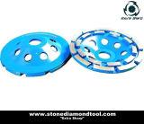 (DGW08) Double Row Diamond Cup Wheels