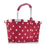 Market Tote Fabric Shopping Basket (HBE-B-38)