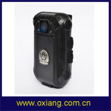 Infrared Waterproof Police Video Body Worn Camera with TF Card Zp605