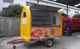 Fast Food Mobile Kitchen Trailer