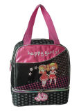 School Well Insulated Polyester Lunch/Cooler Bag for Student