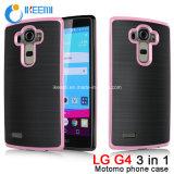 Motomo Shockproof Waterproof Amor Mobile Phone Case for LG G4