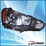 Head Light for Mitsubishi Lancer, Pajero, Outlander