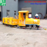 Amusement Park Electric Train Ride