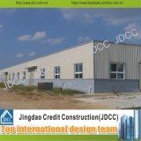 Aluminium Galvanized Color Steel Plate Steel Structure Warehouse