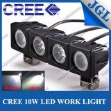 10W CREE Offroad LED Work Lamp, LED Driving Lights Spot/Flood