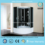 Factory Made Tempered Glass Massage Shower Enclosure (BLS-9848B)