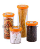 Glass Bottle / Glass Storage Jar Set (KG0135530000)