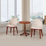 Dining Room Furniture Round Wood Hotel Table and Chair (SP-CT356)