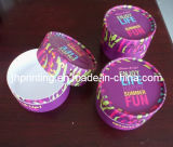 Purple Round Box/Paper Box / Baby Powder Box