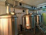 Steam Heating Complete Beer Brewery System for Ale Beer Large Beer