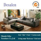 Fashion Design Modern L Shape Arab Fabric Sofa, Home Furniture (8079)