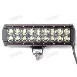 12V Dual Row 72W LED 4X4 Light Bar