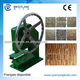 Small Manual Mosaic Chopper Machine for Sandstone and Marble