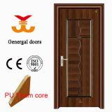 Thermal Isolation Steel Door with PU Foam Core