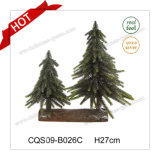 11 Inch Commercial Outdoor Artificial Flower Christmas Trees Craft