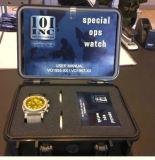 Degree of Protection: IP68, Watch Box