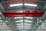 Qd Type Double Girder Overhead with Electric Hoist Lifting Machinery for Workshop