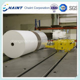 Conveying and Wrapping System After Textile Machine