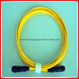 MPO Om1 62.5/125 Fiber Optic Patch Cord, Multimode MPO 24 Core Fiber Optic Patch Cable, MPO Om2 50/125 Fiber Optic