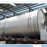 Plastic and Tire Pyrolysis Plant for Oil