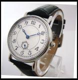 Best Quality Genuine Leather Quartz Watch for Man 15122