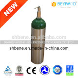 Aluminum Oxygen Tank with High Pressure
