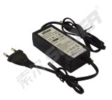 Round Plug 12V 3A with 2 Wires Power Adapter (PA-1700-04)