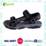 EVA Ans TPR Sole, PU Upper, Men′s Sporty Sandals