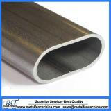 42X115 X2mm Galvanized Steel Oval Cattle Rail