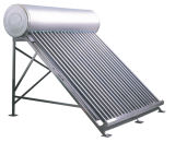 Chrome Plate Solar Water Heater for Mexico