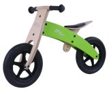 Factory Supply Wooden Bicycle/ Wooden Balance Bike