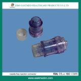 Disposable Medical Application Transparent Heparin Caps