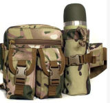 Men′s Outdoor Water Bottle Pocket in Cp Camouflage Color