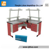 Powerful Suction Lab Work Bench for Dental School and Hospital