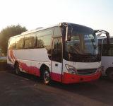37 Seats 8m Passenger Bus with Yuchai Engine for Sale