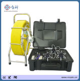 Auto Self Leveling Storm Drain Sewer Pipe Inspection Camera