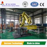 Robotic Setting Machine in Fully Automatic Clay Brick Plant