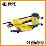 Rrh Series From 30ton to 150ton Double Acting Hollow Plunger Hydraulic Cylinder
