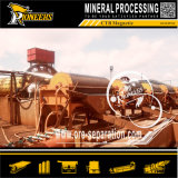 Complete Magnetic Separation Mining Line of Gold Manganese Iron Tungsten