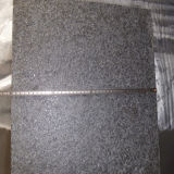 G684 Basalt Flamed Granite Tiles for Paving Stone