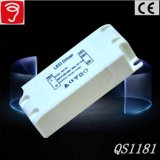 18W External Singel Voltage Isolated LED Power Supply with Ce TUV QS1181