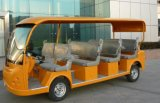Best Selling 11 Seats Electric Sightseeing Car From Dongfeng on Sale