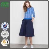 2016 One Piece Plain MIDI Skirt